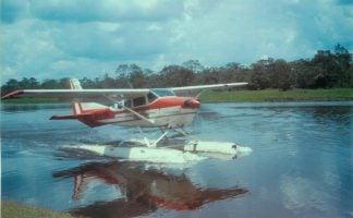 Les Ailes, 50 ans d'implication au Pérou : le service de transport aérien en Amazonie
