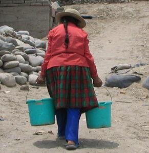 Les Ailes, 50 ans d'implication au Pérou : la transition vers les projets d'eau potable