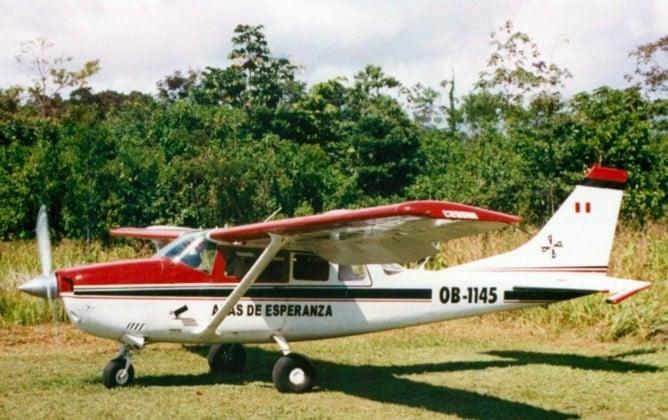 Le nouveau Cessna, Aviro