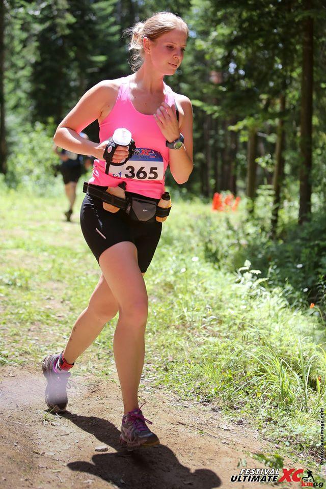 La marathonienne Judith Strauss