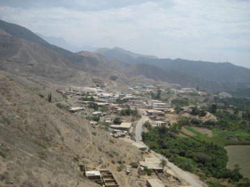 Le village de Cajamarca, Simbal