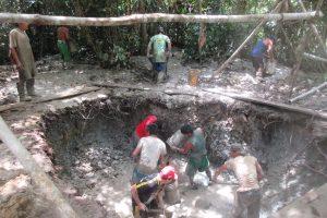 27. Excavación y eliminación de lodo
